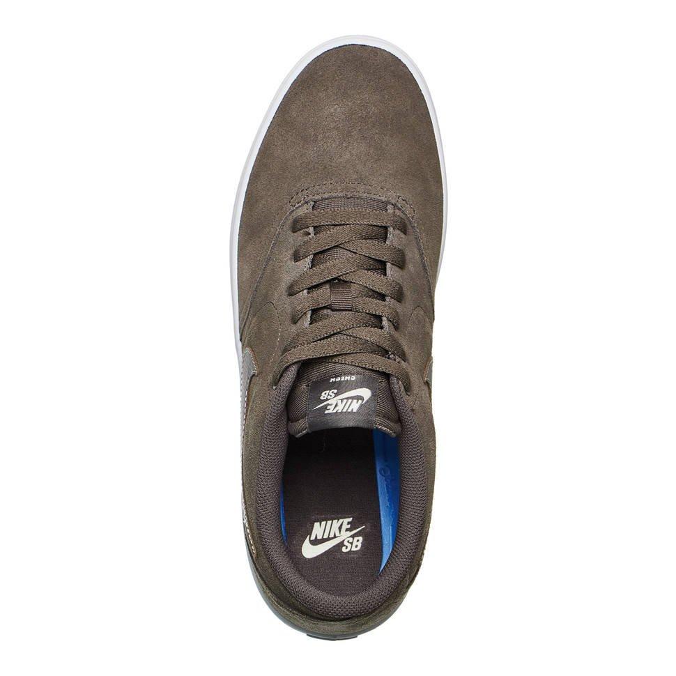 Tênis Nike SB Check Solar - Marrom