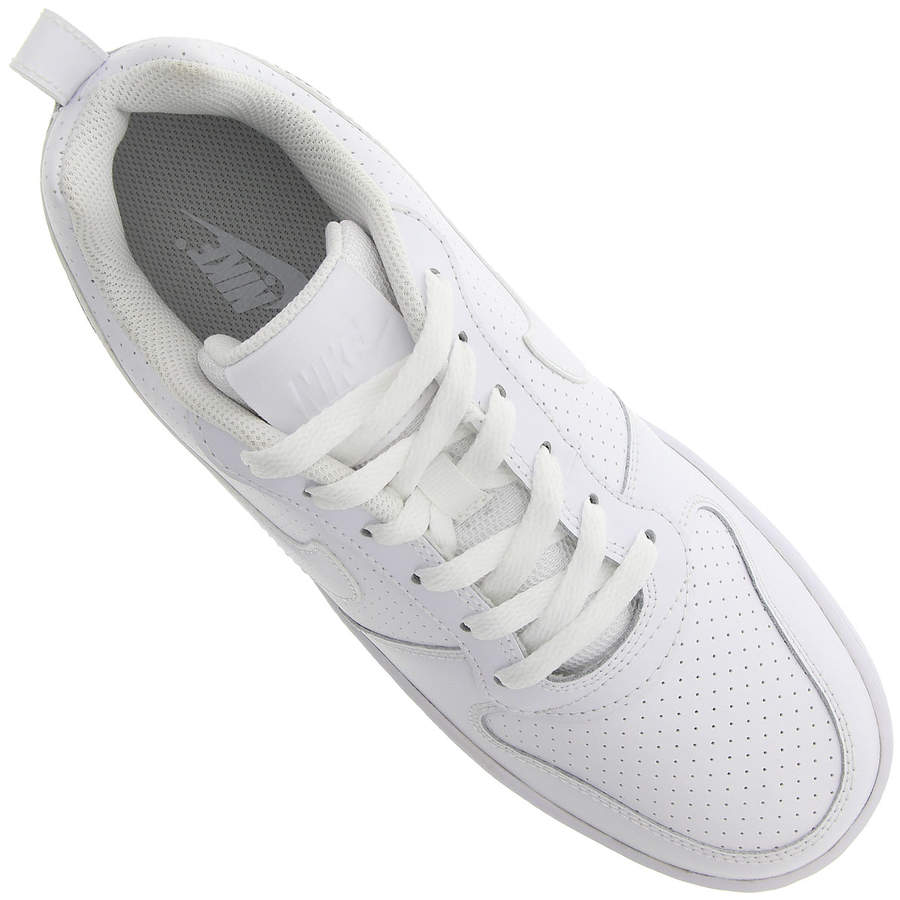 Tênis Nike Court Borough Low Masculino - Branco