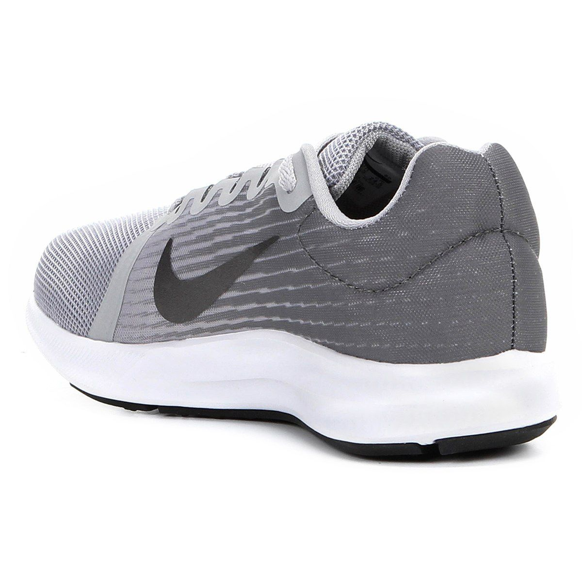 76d95f8f57 Tênis Nike Downshifter 8 Feminino - Cinza Preto - Joinville Sportcenter