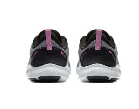 Tênis Nike Flex Experience RN 8 - Feminino - Grafite e Rosa