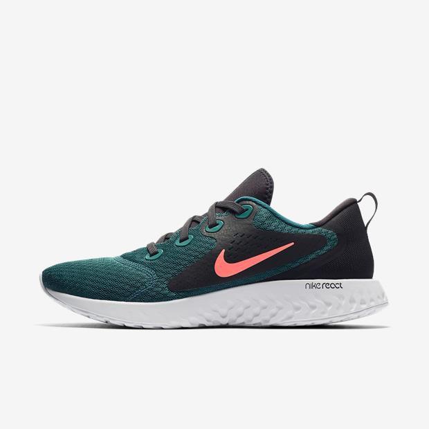 Tênis Nike Legend React Masculino - Verde Preto - Joinville Sportcenter e35c3e972bf99