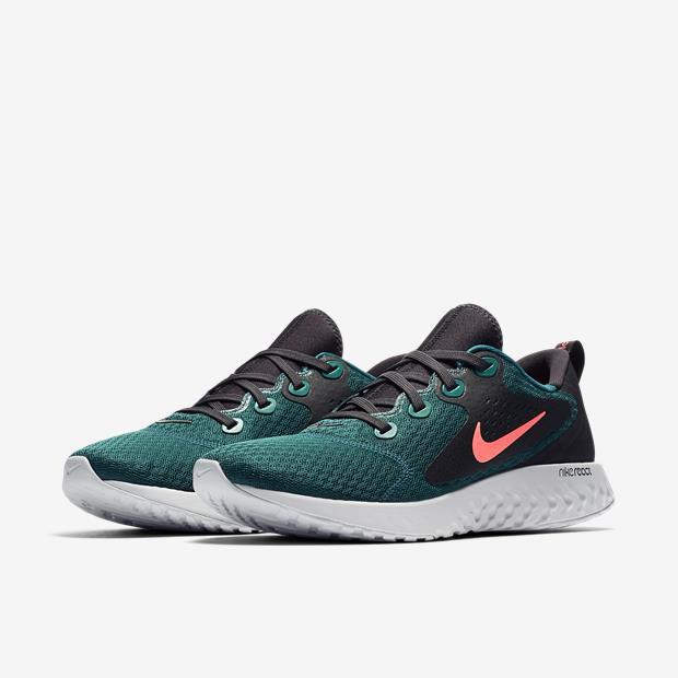 Tênis Nike Legend React - Masculino - Verde/Preto