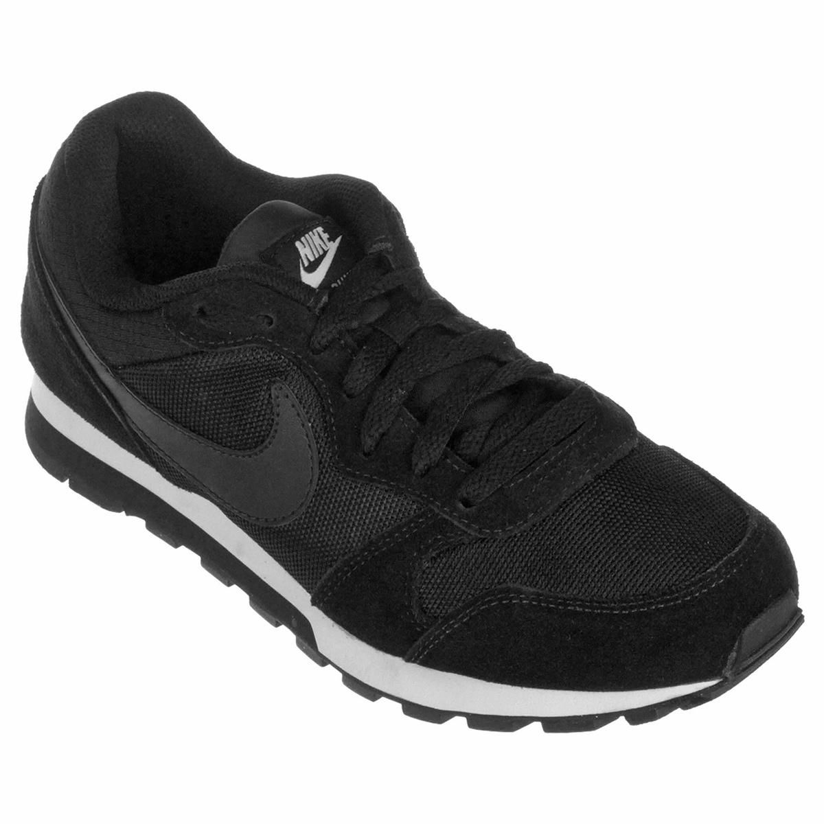 Tênis Nike MD Runner 2 Feminino - Preto