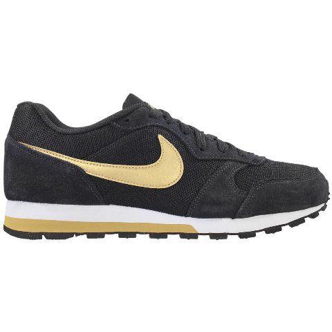 Tênis Nike MD Runner - Masculino - Marinho e Dourado