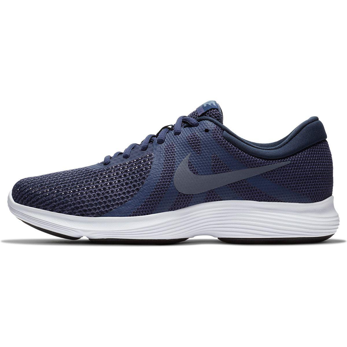 Tênis Nike Revolution 4 - Adulto - Masculino-  Azul/Cinza