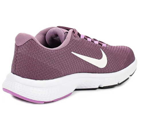 Tênis Nike Runallday Feminino Lilás Joinville Sportcenter