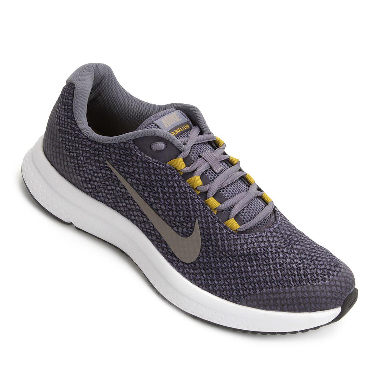 Tênis Nike Runallday Masculino - Azul e Branco