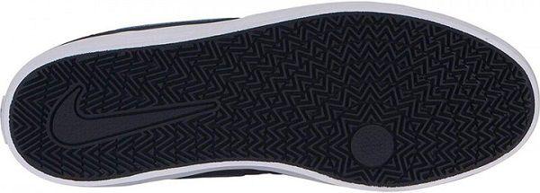 Tênis Nike SB Check Cnvs - Masculino - Preto/Azul