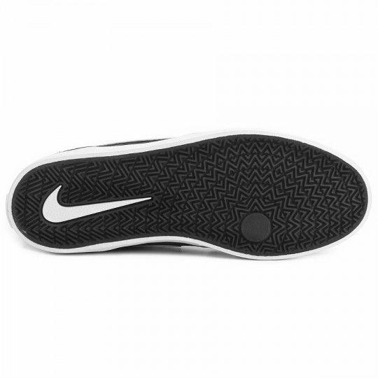 Tênis Nike SB Check Solar Masculino - Preto/Branco