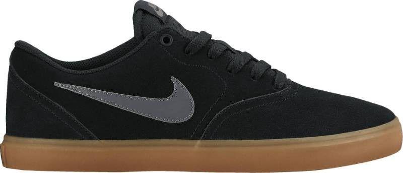 Tênis Nike SB Check Solar - Preto