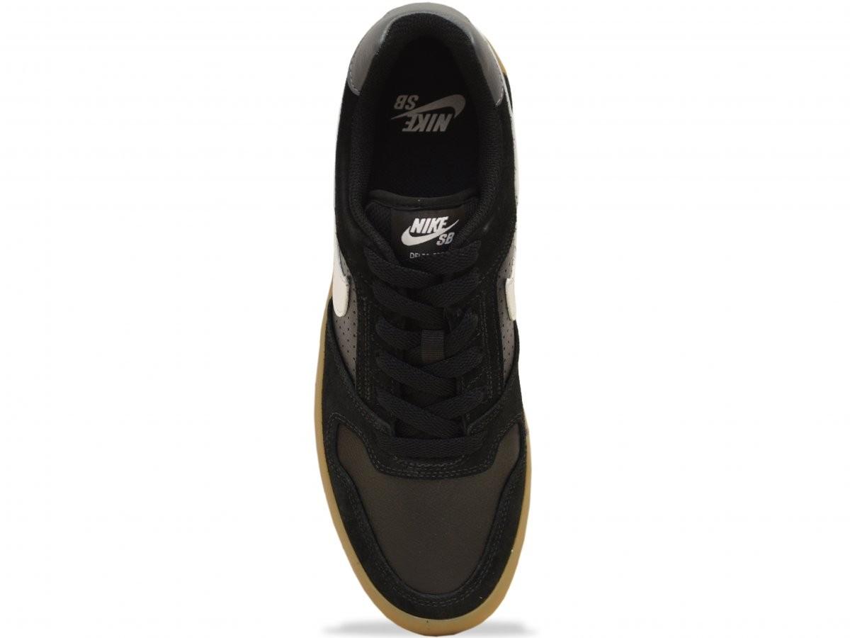 Tênis Nike SB Delta Force Vulc Masculino - Preto