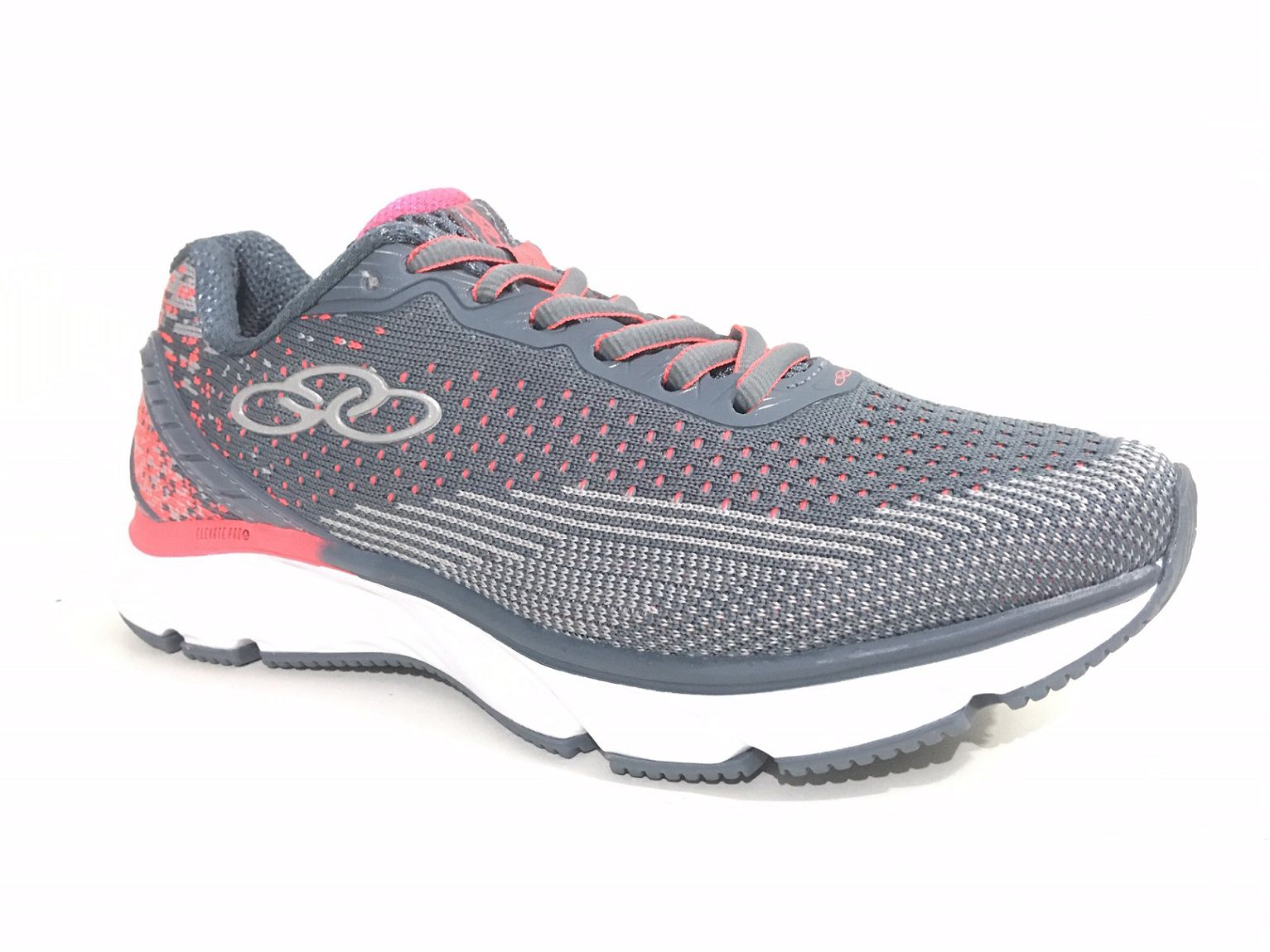 d1bf5457b7 Tênis Nike Shox Deliver Feminino - Cinza/Rosa - Joinville Sportcenter