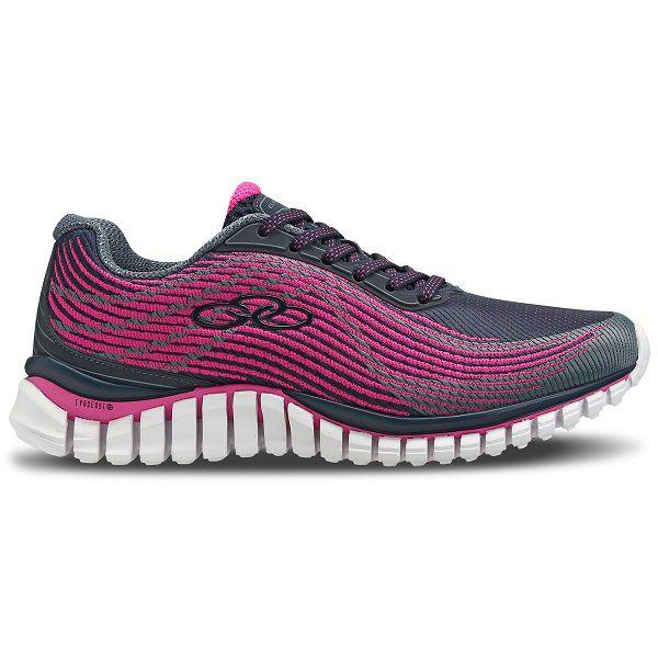 Tênis Olympikus Elevation Feminino - Marinho e Pink
