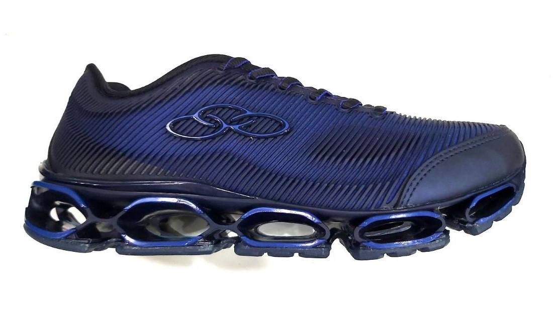 Tênis Olympikus Excellent Masculino - Marinho e Azul