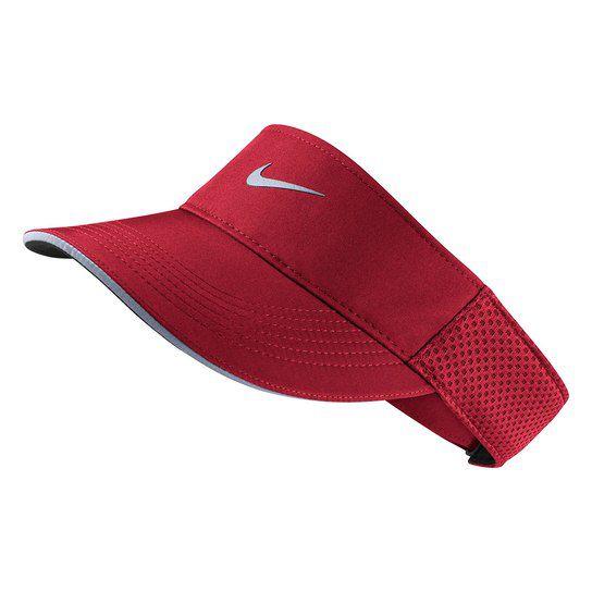 Viseira Nike Feminina - Vermelha