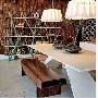 Luminaria Pendente Sion Em Acrílico Branco 45 Cm 3 Lâmpadas, Lustre de teto
