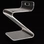 Banqueta Cadeira de Acrilico Transparente 43x43x60cm