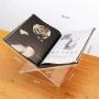 Expositor Porta Biblia e Livros de Acrilico Transparente
