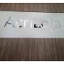 Letreiro de Acrilico Personalizado com Nome e Logo da Empresa, Loja, Letra Caixa