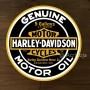 Luminoso de Parede Harley Davidson Retrô 30cm Acrilico LED, Luminoso de Bar e Churrasqueira, Placa Decorativa de Parede