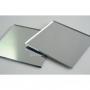 Placa de Acrilico Espelhado Prata 100cm x 50cm Espessura 2mm, Chapa de Acrilico