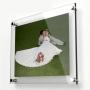 Quadro de Parede em Acrilico Personalizado com sua Foto - Tam. 150x75cm