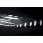Tarugo de Acrilico Cristal Transparente - Diâmetro 70mm - Comprimento 2 metros