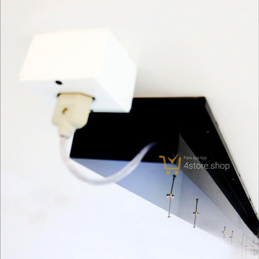 Módulo de Teto para Painel de LED de Vitrine