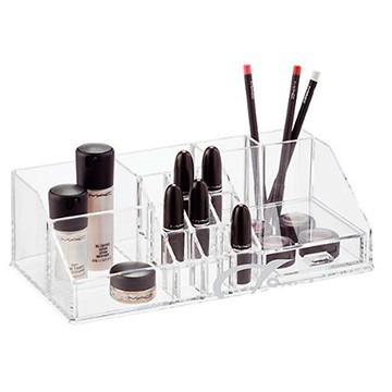Organizador, Porta maquiagem em Acrilico 24x12cm