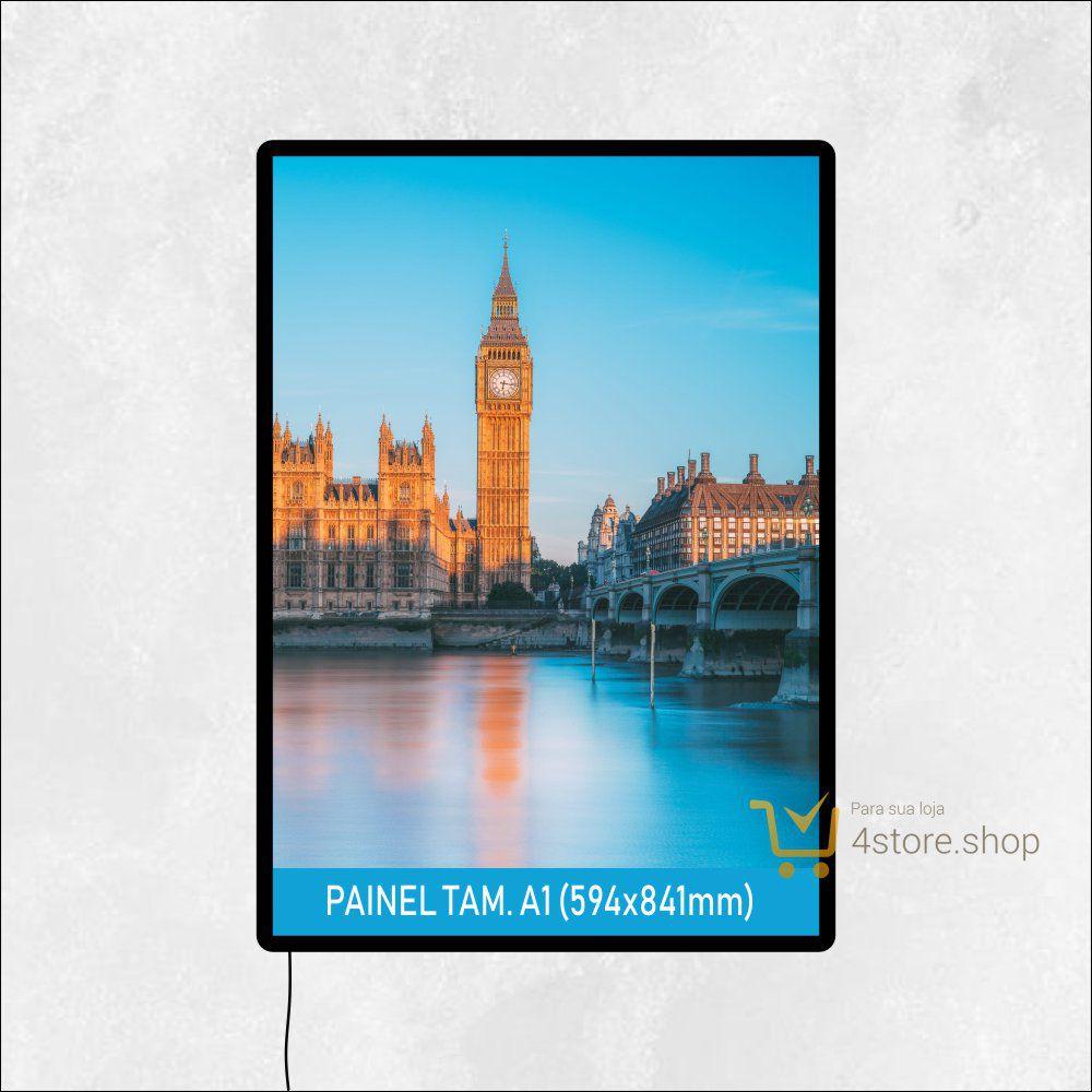 Painel de LED de Parede Tamanho A1 para PDV ponto de venda, quadro, luminoso de parede