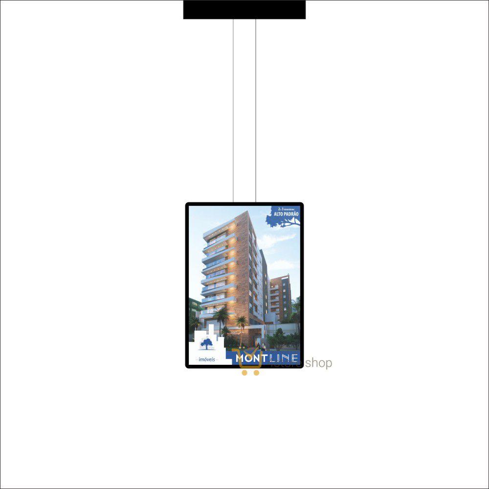 Painel de LED para Vitrines e Fachadas iluminadas de imobiliárias |1 Display tamanho A1