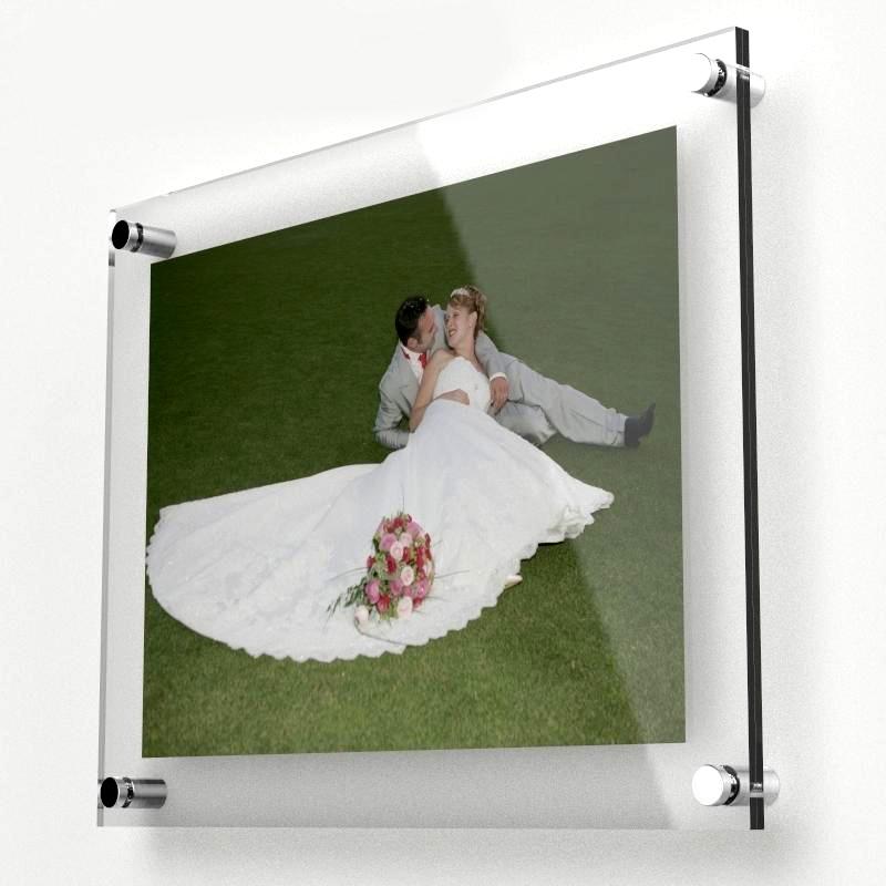 Quadro de Parede em Acrilico Personalizado com sua Foto - Tam. 30x20cm