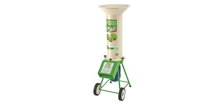 Triturador de Coco Verde ou Seco TRC-40 5CV 220/440V - Trapp