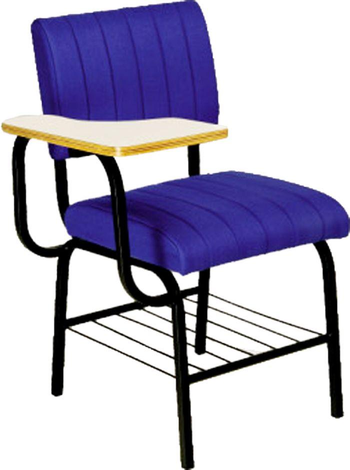 AF 1124 - Cadeira Universitária com prancheta fixa, Encosto Baixo