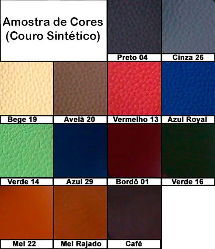 AF 12025 - Poltrona Fixa Diretor em Concha Única, Trapezoidal, com Braços, Encosto Médio