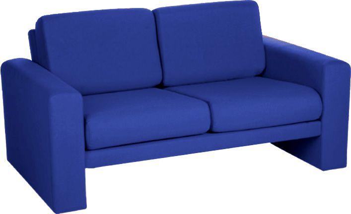 AF 4036/3 - Sofá estofado de 3 lugares, com braços