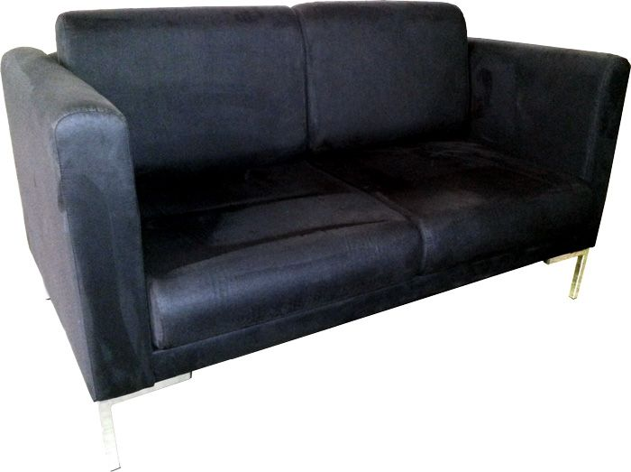 AF 6036/3 - Sofá estofado de 3 lugares, com braços
