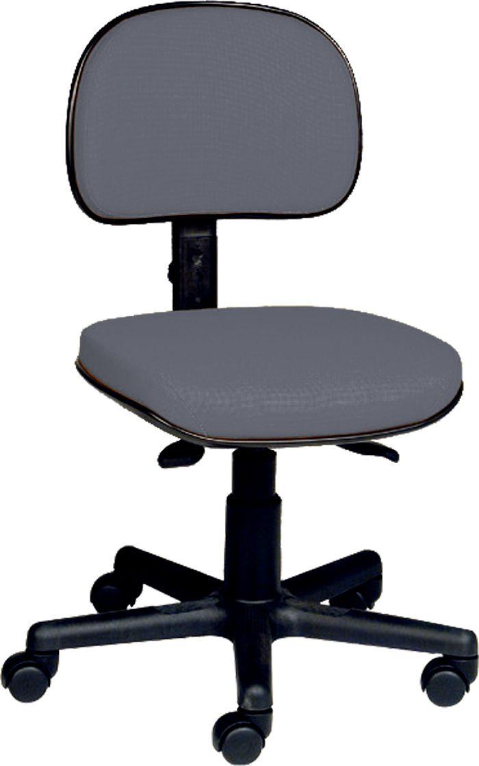 AF 8003 - Cadeira giratória executiva sem braços, encosto baixo