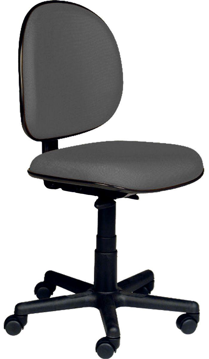 AF 8006 - Cadeira giratória executiva sem braços, encosto médio