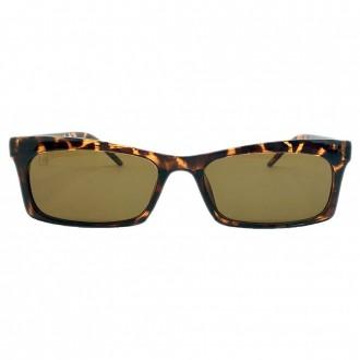 Óculos De Sol Liv Lauren Marrom
