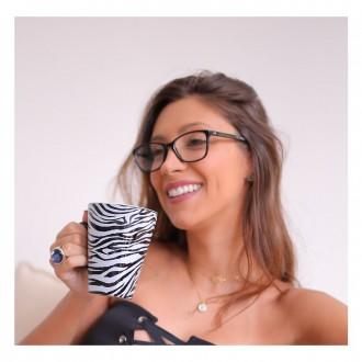 Óculos De Grau Liv 3480 Preto