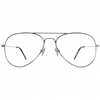 Óculos De Grau Liv 5839 Prata