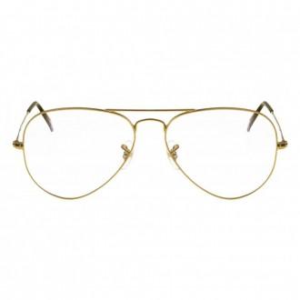Óculos De Grau Liv 5839 Dourado