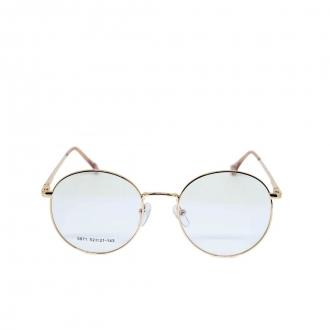 Óculos De Grau Liv 5971 Dourado