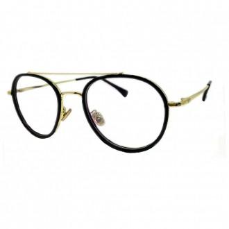 Óculos De Grau Liv 7500 Dourado