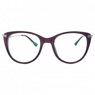 Óculos De Grau Liv 9006 Bordô
