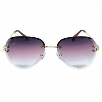 Óculos De Sol Liv Relax Lilás