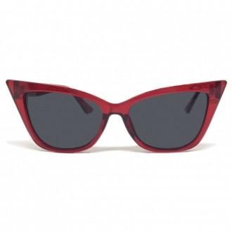 Óculos De Sol Liv Grace Vermelho