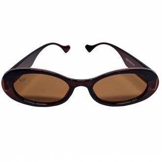 Óculos De Sol Liv Júlia Marrom