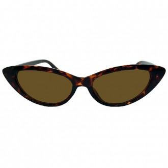 Óculos De Sol Liv Sophia Marrom